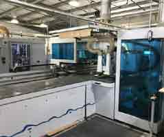 Flexible Machine Center WEEKE - BHX 500 OPTIMAT