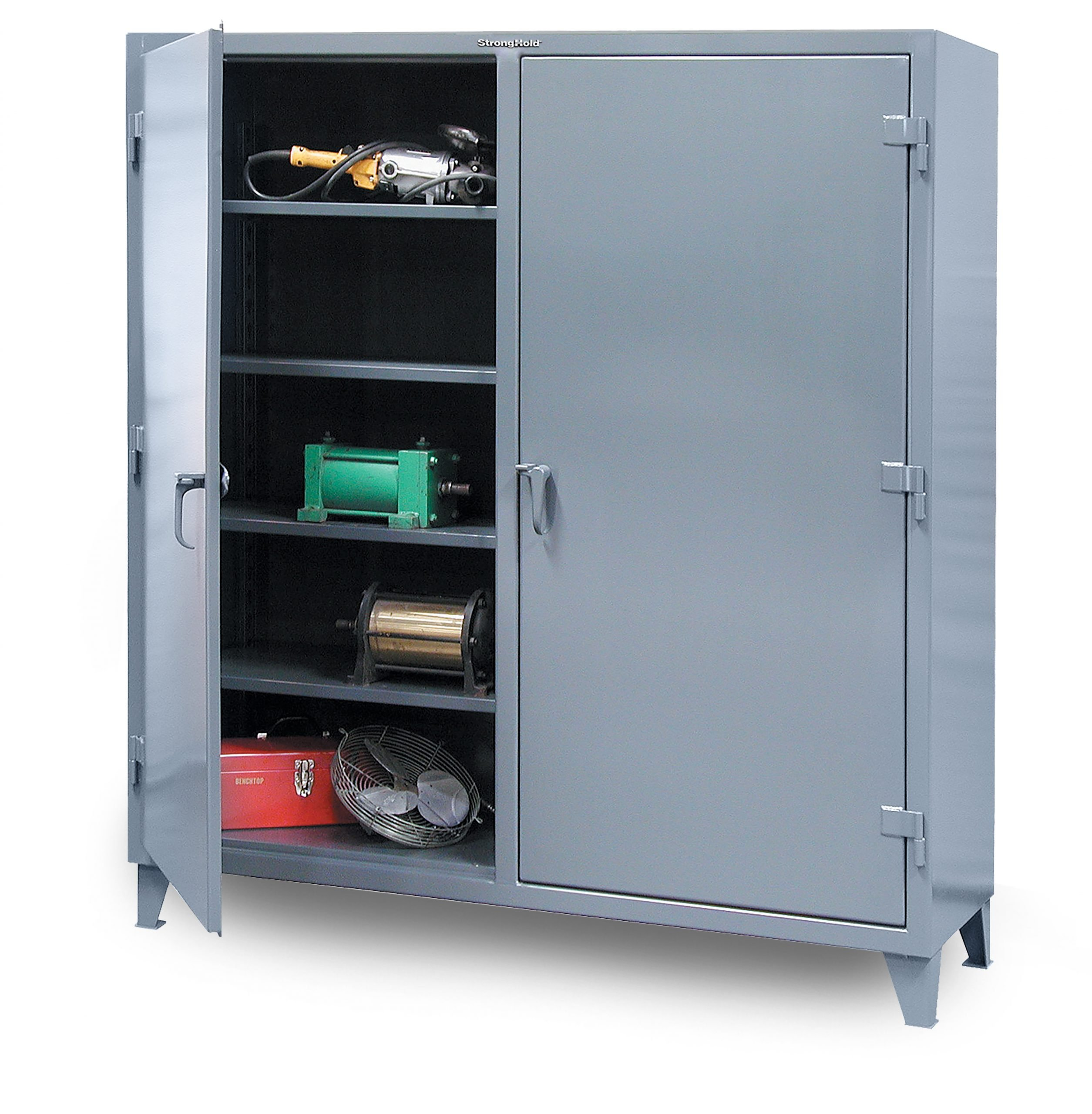 Industrial Storage and Workspace Solutions